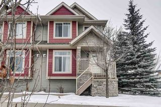 Photo 1: 111 CALLAGHAN Drive in Edmonton: Zone 55 Townhouse for sale : MLS®# E4182774