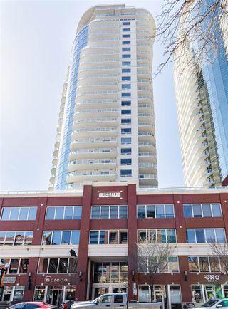 Main Photo: 1905 10136 104 Street in Edmonton: Zone 12 Condo for sale : MLS®# E4195339