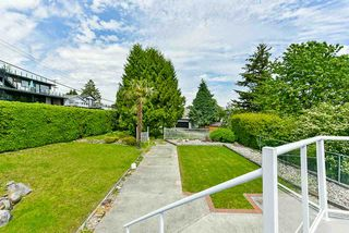 "Photo 27: 733 MCKAY Street in New Westminster: The Heights NW House for sale in ""Massey Heights"" : MLS®# R2460631"