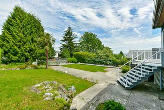 "Photo 28: 733 MCKAY Street in New Westminster: The Heights NW House for sale in ""Massey Heights"" : MLS®# R2460631"