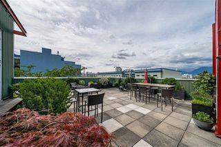 "Photo 25: 206 272 E 4TH Avenue in Vancouver: Mount Pleasant VE Condo for sale in ""THE MECCA"" (Vancouver East)  : MLS®# R2474628"
