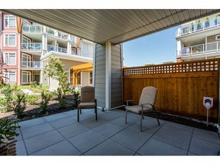 "Photo 27: 105 4233 BAYVIEW Street in Richmond: Steveston South Condo for sale in ""THE VILLAGE"" : MLS®# R2480281"