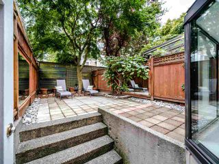 """Photo 19: 105 1922 W 7TH Avenue in Vancouver: Kitsilano Townhouse for sale in """"MAPLE GARDENS"""" (Vancouver West)  : MLS®# R2506845"""