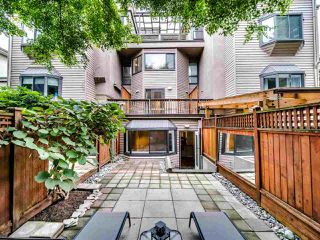 """Photo 20: 105 1922 W 7TH Avenue in Vancouver: Kitsilano Townhouse for sale in """"MAPLE GARDENS"""" (Vancouver West)  : MLS®# R2506845"""