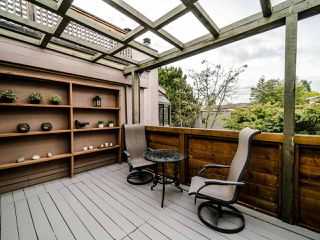 """Photo 18: 105 1922 W 7TH Avenue in Vancouver: Kitsilano Townhouse for sale in """"MAPLE GARDENS"""" (Vancouver West)  : MLS®# R2506845"""