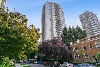 "Photo 1: 1808 1850 COMOX Street in Vancouver: West End VW Condo for sale in ""EL CID"" (Vancouver West)  : MLS®# R2508054"