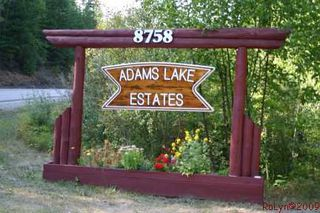 Photo 3: #2; 8758 Holding Road in Adams Lake: Waterfront with home House for sale : MLS®# 110447
