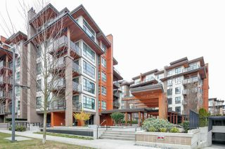 "Main Photo: 113 5981 GRAY Avenue in Vancouver: University VW Condo for sale in ""SAIL"" (Vancouver West)  : MLS®# R2528942"