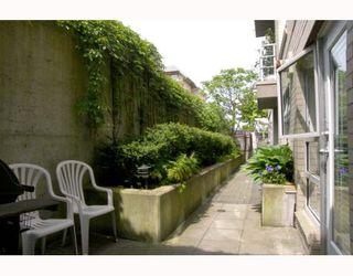 "Photo 7: G05 1823 W 7TH Avenue in Vancouver: Kitsilano Condo for sale in ""CARNEGIE"" (Vancouver West)  : MLS®# V649607"