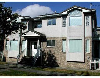 Photo 1: 1081 GARDEN Drive in Vancouver: Grandview VE House for sale (Vancouver East)  : MLS®# V606070