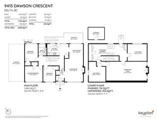 """Photo 18: 9413 DAWSON Crescent in Delta: Annieville House for sale in """"ANNIEVILLE"""" (N. Delta)  : MLS®# R2396651"""