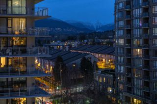 """Photo 9: 906 155 W 1ST Street in North Vancouver: Lower Lonsdale Condo for sale in """"Time"""" : MLS®# R2440353"""