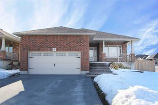 Photo 1: 8 Hill Road in Quinte West: House (Bungalow) for sale : MLS®# X4725249