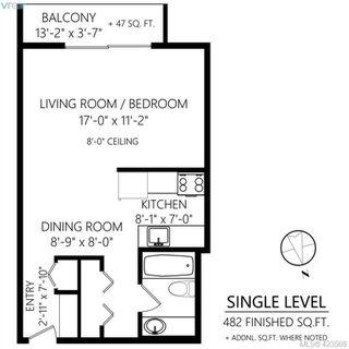 Photo 38: 318 3225 Eldon Place in VICTORIA: SW Rudd Park Condo Apartment for sale (Saanich West)  : MLS®# 423568