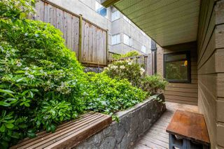 "Photo 21: 103 2100 W 3RD Avenue in Vancouver: Kitsilano Condo for sale in ""PANORAMA PLACE"" (Vancouver West)  : MLS®# R2457956"