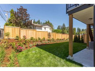 """Photo 37: 47 7740 GRAND Street in Mission: Mission BC Townhouse for sale in """"The Grand"""" : MLS®# R2494758"""