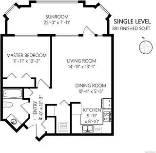Photo 23: 404 1521 Church Ave in : SE Cedar Hill Condo for sale (Saanich East)  : MLS®# 858283