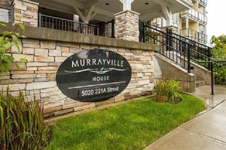 """Photo 1: 313 5020 221A Street in Langley: Murrayville Condo for sale in """"Murrayville House"""" : MLS®# R2514937"""