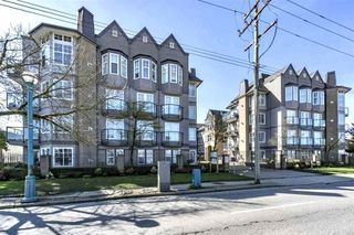"Photo 1: 110 20200 56 Avenue in Langley: Langley City Condo for sale in ""THE BENTLEY"" : MLS®# R2515382"