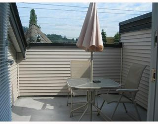 """Photo 10: 33 730 FARROW Street in Coquitlam: Coquitlam West Townhouse for sale in """"FARROW RIDGE"""" : MLS®# V658875"""