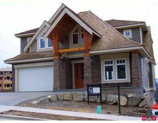 """Photo 1: 2630 EAGLE MOUNTAIN Drive in Abbotsford: Abbotsford East House for sale in """"EAGLE MOUNTAIN"""" : MLS®# F2800170"""