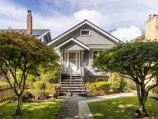 "Main Photo: 3379 W 23RD Avenue in Vancouver: Dunbar House for sale in ""DUNBAR"" (Vancouver West)  : MLS®# R2404436"