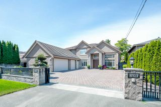 Main Photo: 8811 MINLER Road in Richmond: Woodwards House for sale : MLS®# R2414144