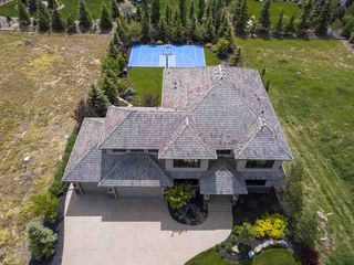 Photo 36: 28 RIVERRIDGE Crescent: Rural Sturgeon County House for sale : MLS®# E4180651