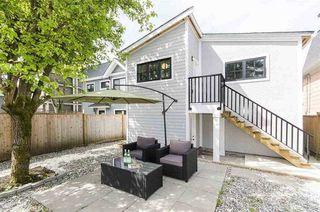Photo 18: 3620 CAROLINA STREET in Vancouver East: Fraser VE Home for sale ()  : MLS®# R2387252