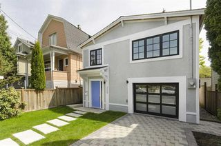 Photo 1: 3620 CAROLINA STREET in Vancouver East: Fraser VE Home for sale ()  : MLS®# R2387252