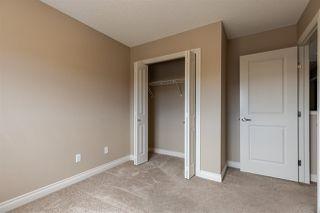 Photo 21: 41, 445 Brintnell Boulevard in Edmonton: Zone 03 House Half Duplex for sale : MLS®# E4199657