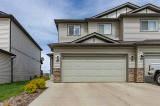 Photo 1: 41, 445 Brintnell Boulevard in Edmonton: Zone 03 House Half Duplex for sale : MLS®# E4199657
