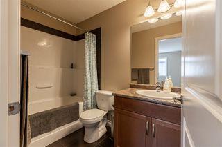 Photo 17: 41, 445 Brintnell Boulevard in Edmonton: Zone 03 House Half Duplex for sale : MLS®# E4199657