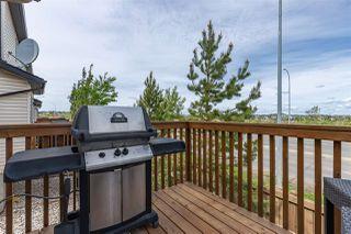 Photo 23: 41, 445 Brintnell Boulevard in Edmonton: Zone 03 House Half Duplex for sale : MLS®# E4199657