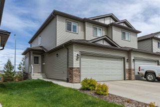 Photo 2: 41, 445 Brintnell Boulevard in Edmonton: Zone 03 House Half Duplex for sale : MLS®# E4199657
