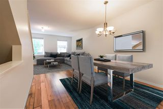 """Photo 3: 50 11067 BARNSTON VIEW Road in Pitt Meadows: South Meadows Townhouse for sale in """"COHO"""" : MLS®# R2472923"""