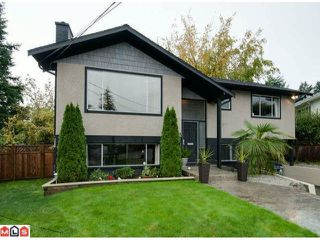 Photo 1: 15838 PROSPECT CR: White Rock Home for sale ()  : MLS®# F1226403