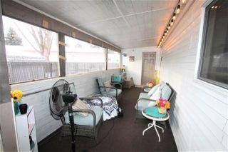 Photo 21: 121 Willow Park Estates: Leduc Mobile for sale : MLS®# E4218464