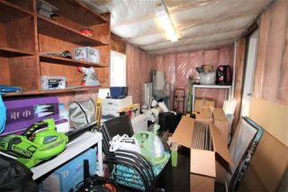 Photo 22: 121 Willow Park Estates: Leduc Mobile for sale : MLS®# E4218464