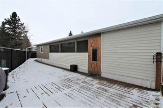 Photo 24: 121 Willow Park Estates: Leduc Mobile for sale : MLS®# E4218464