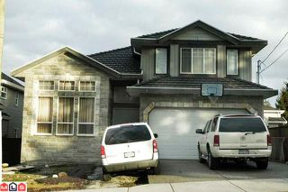 Main Photo: 9920 123A ST in Surrey: House for sale : MLS®# F1002791