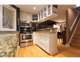 Photo 6: 6 2017 W 15TH Avenue in Vancouver: Kitsilano Townhouse for sale (Vancouver West)  : MLS®# V675039