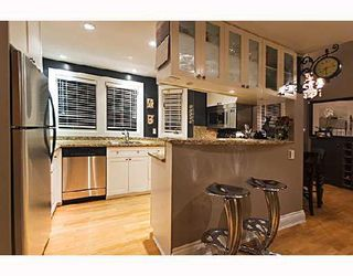 Photo 5: 6 2017 W 15TH Avenue in Vancouver: Kitsilano Townhouse for sale (Vancouver West)  : MLS®# V675039