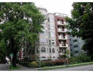 "Photo 1: 502 888 BUTE Street in Vancouver: West End VW Condo for sale in ""THE STAFFORD"" (Vancouver West)  : MLS®# V686166"