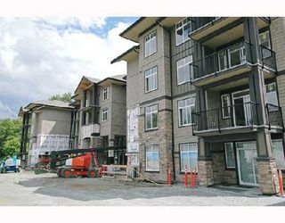 "Photo 1: 311 12268 224TH Street in Maple_Ridge: East Central Condo for sale in ""STONEGATE"" (Maple Ridge)  : MLS®# V701634"