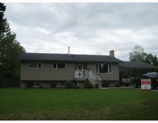 "Photo 1: 6754 LILAC Crescent in Prince_George: N79PGHW House for sale in ""WEST AUSTIN"" (N79)  : MLS®# N183244"