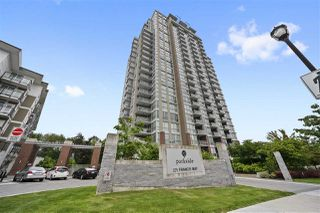 "Main Photo: 908 271 FRANCIS Way in New Westminster: Fraserview NW Condo for sale in ""Parkside"" : MLS®# R2392211"