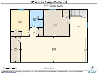 Photo 50: 27 LONGVIEW Crescent: St. Albert House for sale : MLS®# E4200007