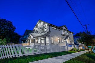 Photo 1: 2630 LAKEWOOD Drive in Vancouver: Grandview Woodland House 1/2 Duplex for sale (Vancouver East)  : MLS®# R2466673