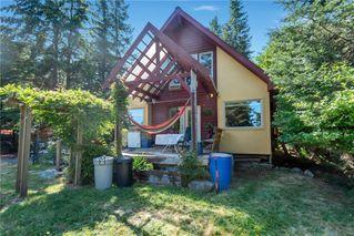 Quadra Island family home on 0.5 acres!